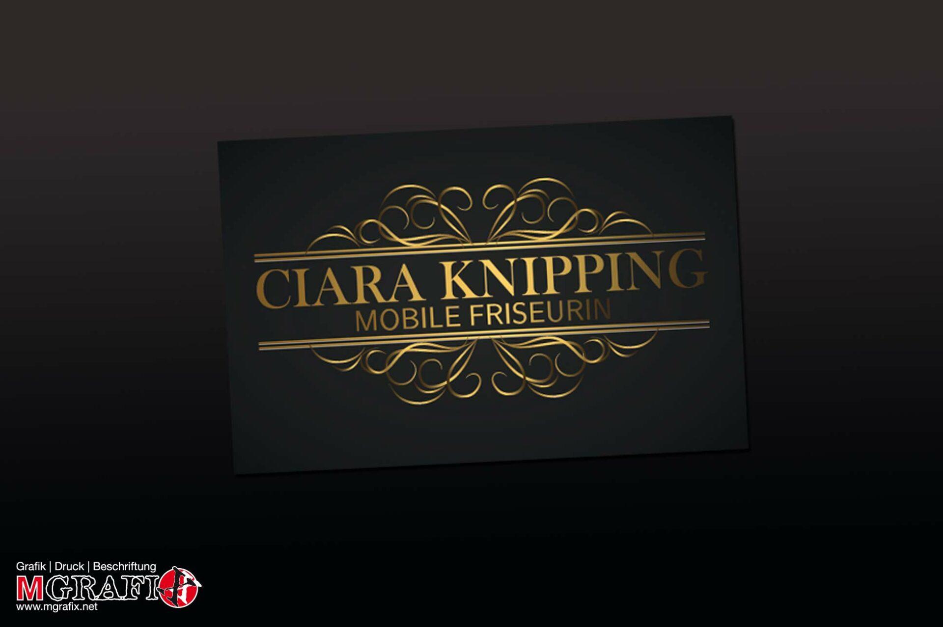logo ciara knipping
